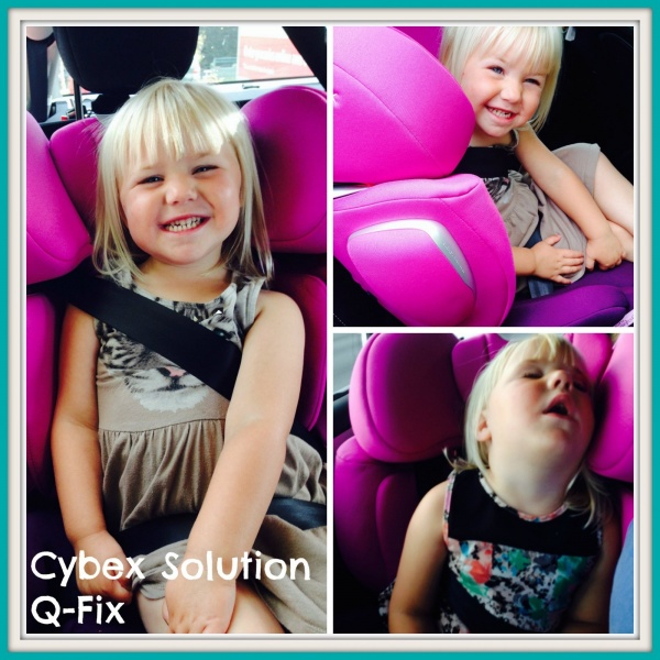 cybex solution q fix car seat review. Black Bedroom Furniture Sets. Home Design Ideas