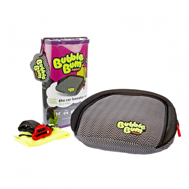 Bubblebum Inflatable Travel Car Seat