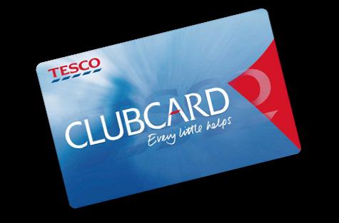Tesco clubcard deals days out london