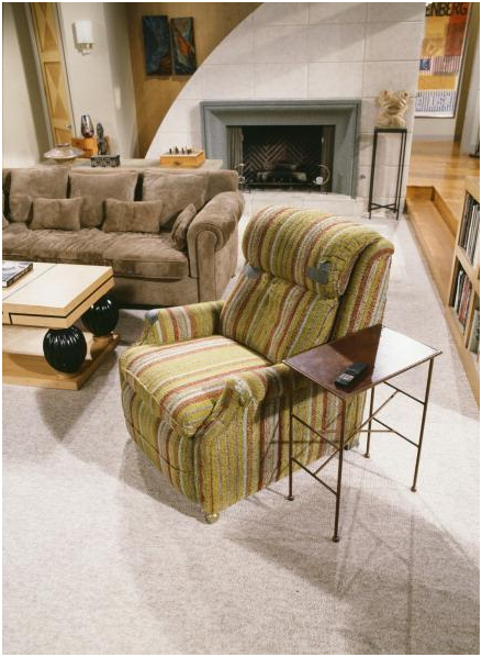 The Most Iconic Chairs On Tv Chelseamamma
