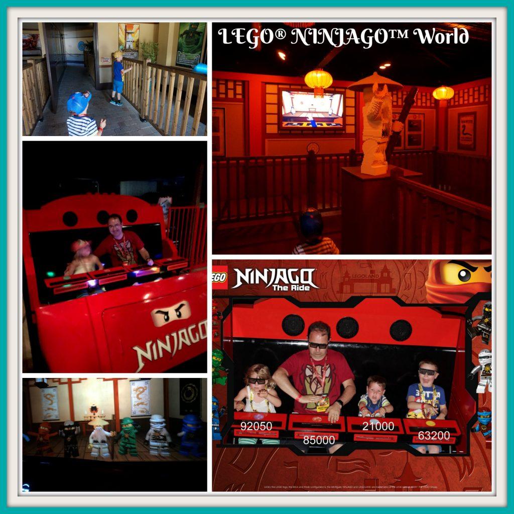 LEGO® NINJAGO™ The Ride